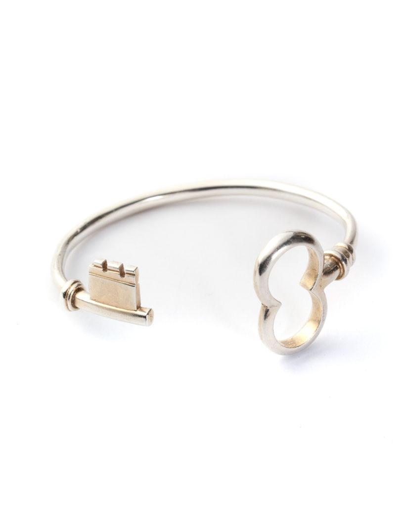 Bracciale chiave - Argento 925