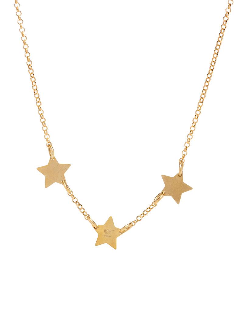 Collana stelle piccole